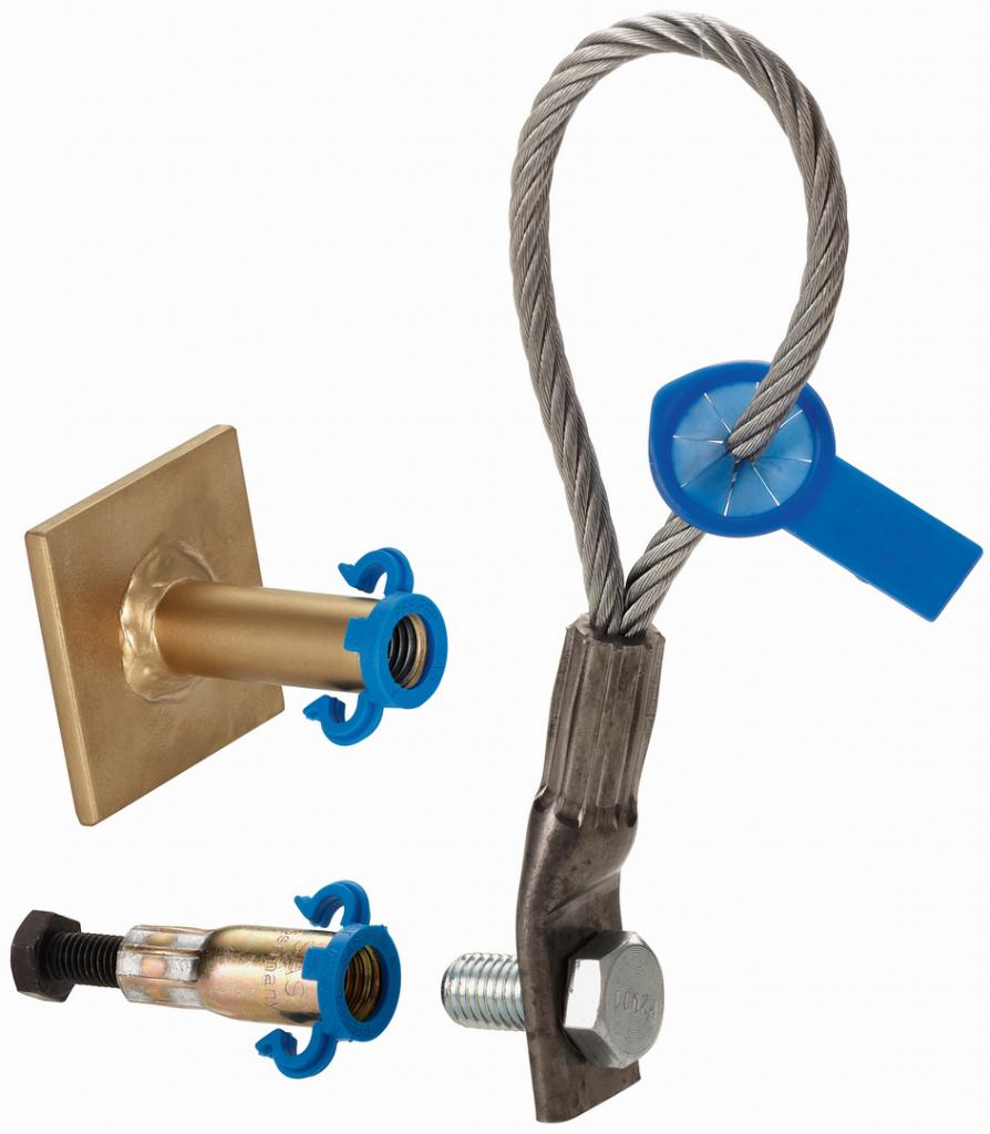 Haki transportowe SAS PFEIFER dla studni i elementów rurowych