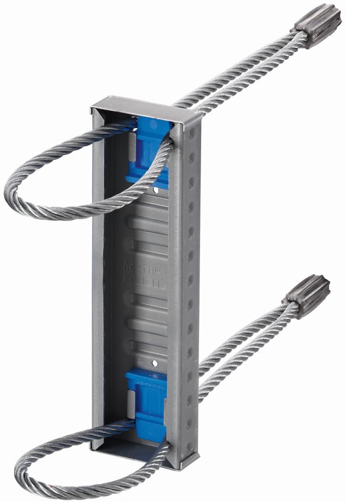 System łączników pętlowych do prefabrykatów VS<sup>®</sup> PFEIFER