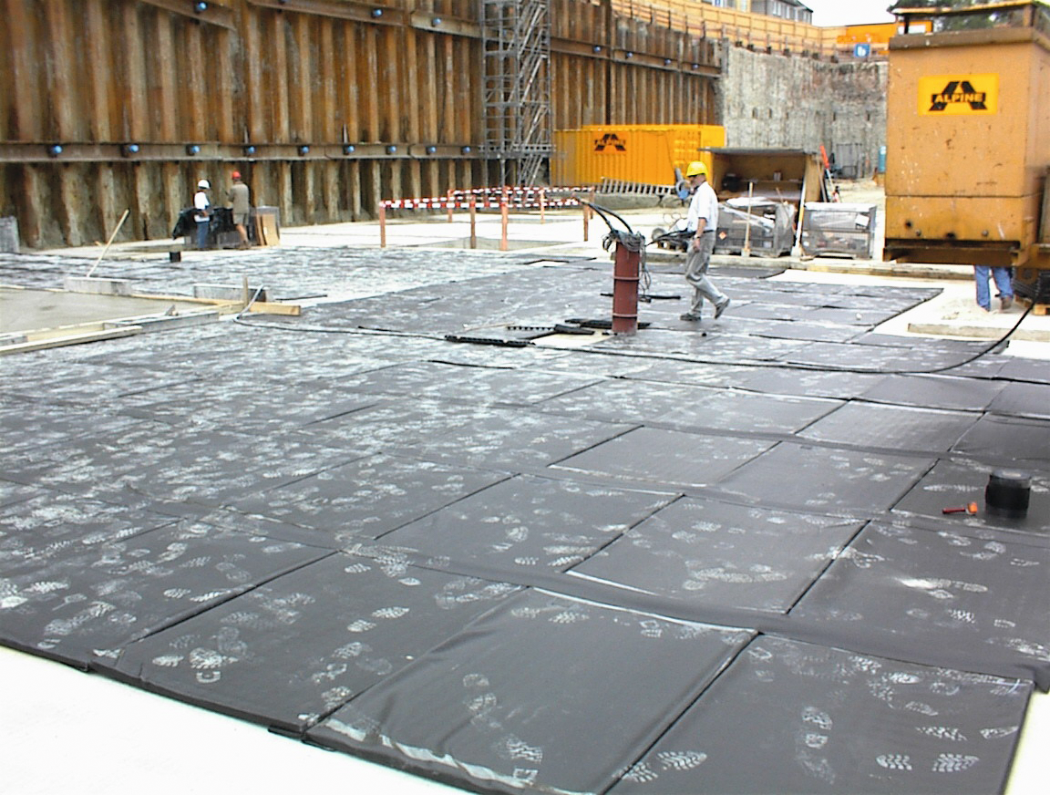 Wibroizolacja konstrukcji budowlanych CALENBERG