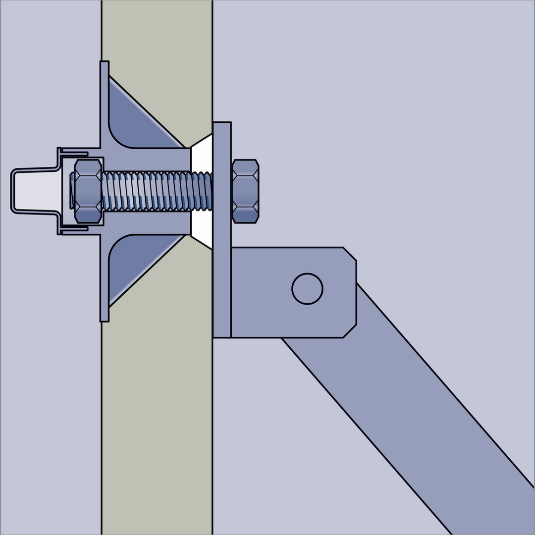 Systemy do montażu ścian zespolonych MoFi PFEIFER