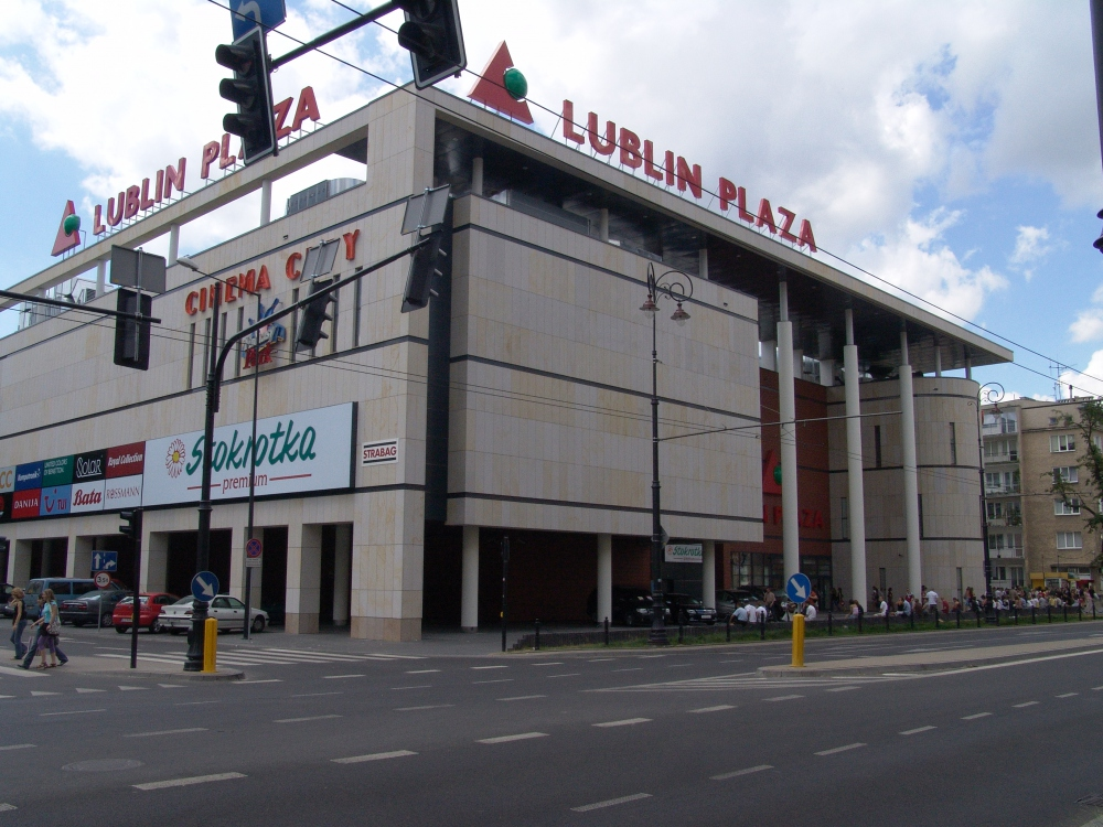 Centrum Handlowe Plaza