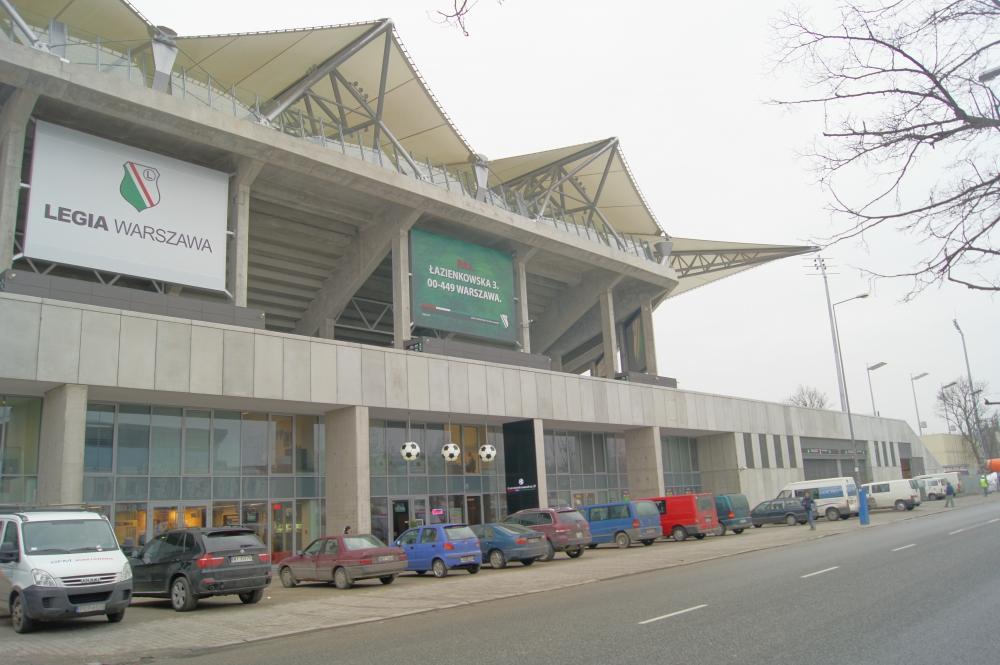 Stadion Klubu Piłkarskiego Legia Warszawa